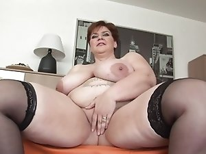 Mature segretary go crazy for italian big cocks anal s88 9