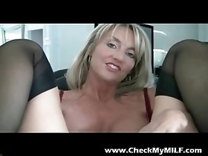 Check my hot amateur MILF get fisted hard