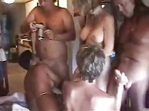 Mature Swingers Orgy in Florida