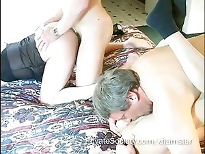 Older Swingers Still Fucking Up A Storm