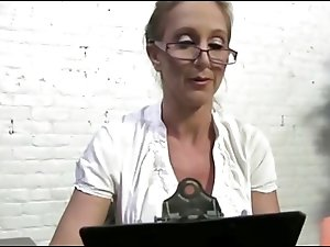 Big Nipple Blonde Mature Fucks 2 Black Cocks!!!!!!!