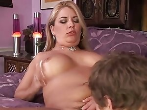 Mom Seduces Younger Guy 1