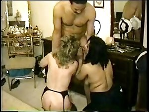 Brenda fucks a BBC in front of his wife