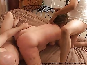 Big Tit Big Butt Dirty Blond MILF Gets Butt Fucked