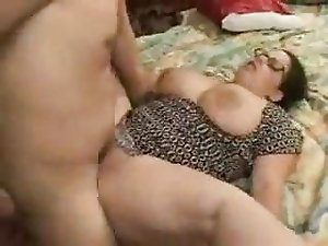 Chubby Mommy fucking her Son's friend s friend.F70