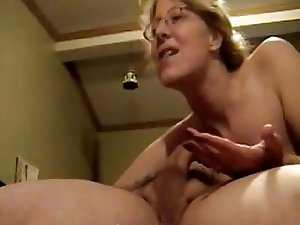 Mature Deepthroat Eats Cum By TROC